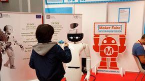 Maker Faire, in mostra a Roma la tecnologia per uscire dalla crisi Covid