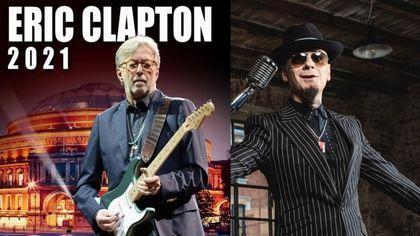 """J-Ax e l'ironia amara su Eric Clapton: """"E' contro il Green Pass obbligatorio? Allora ai suoi concerti non si morirà solo di noia"""""""