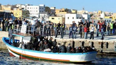 Migranti, i porti restano aperti: sbarcati in 47 a Lampedusa$