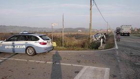 Incidente a Cavaglietto, perdono la vita mamma e figlia