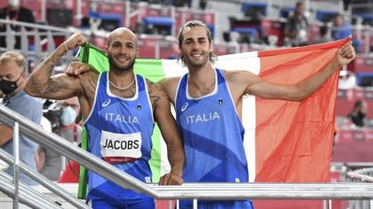 Il vento di Jacobs, il decollo di Tamberi: doppio oro alle Olimpiadi, il giorno più grande di tutti i tempi