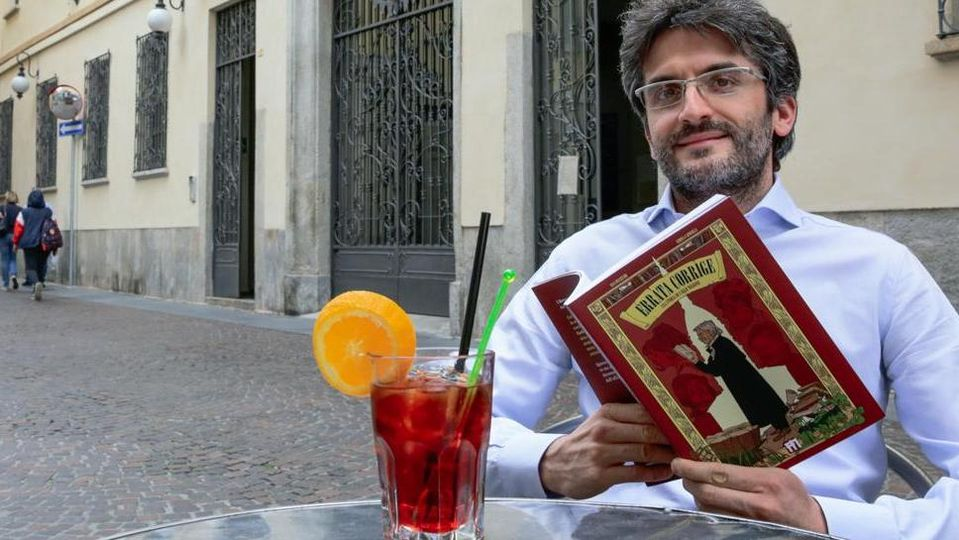 """""""Firenze ammetta la verità: il cocktail Negroni è nato qui a Novara"""""""