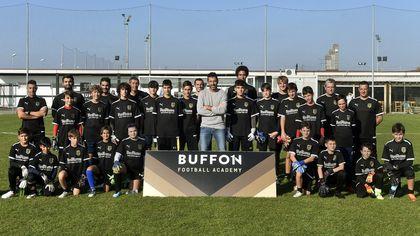 A Parma la prima tappa della Buffon Academy - foto