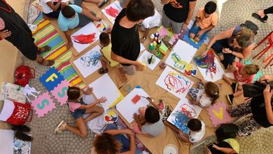 L'altra faccia di una periferia a rischio: il Festival del libro per ragazzi allo Zen