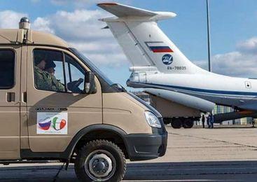Dalla Russia con amore, in arrivo gli aiuti di Putin - La Repubblica