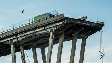 C'è un altro ponte da ricostruire