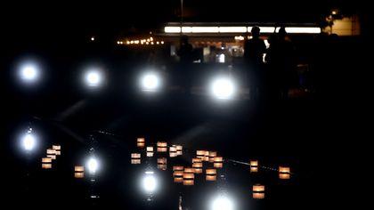 Toro Nagashi: la cerimonia delle lanterne unisce Parma e Giappone - foto