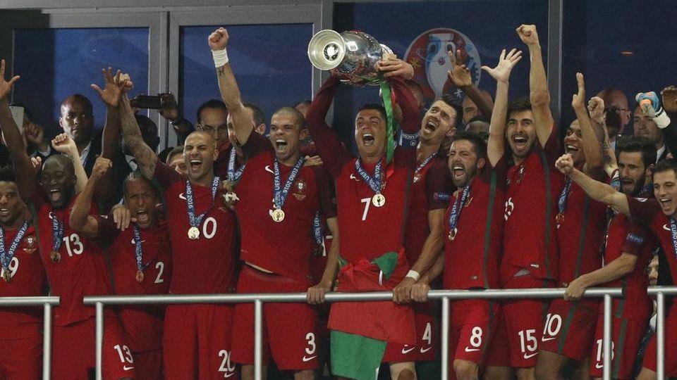 Portogallo Francia Il Film Della Partita 1 0 La Stampa