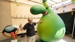 Venite a scoprire mondo Babonzo: lo hanno creato a Torino Altan, Benni e un ex operaio della Fiat