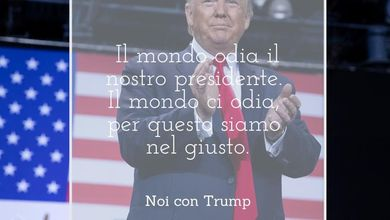 I fascisti e i complottisti italiani che tifano per Trump: «Liberaci dalla dittatura»
