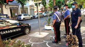 Traffico di stupefacenti, arrestato un ventinovenne ad Albenga