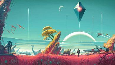 'No Man's Sky', l'epica interattiva dell'universo