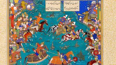 Meglio un tesoro persiano a Londra o un Picasso a Teheran?