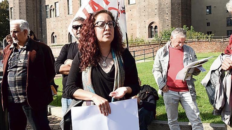 Esce dal carcere Dana Lauriola, portavoce dell'ala dura del movimento No Tav
