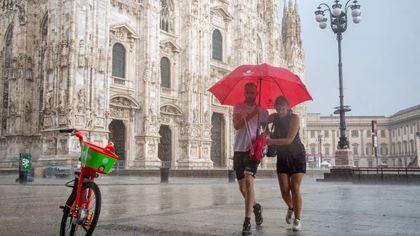 Meteo, a Milano e in Lombardia giovedì 16 temporali e maltempo: allerta gialla per Seveso e Lambro