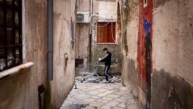 Taranto, l'Ilva, il virus