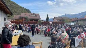 San Didiero, Prefeitos de No Tave: