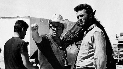 """Sergio Leone, come un """"romano de Roma"""" reinventò il western"""