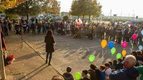 Parco giochi di Confreria a Cuneo intitolato alla piccola Giovanna travolta e uccisa da un'auto 31 anni fa