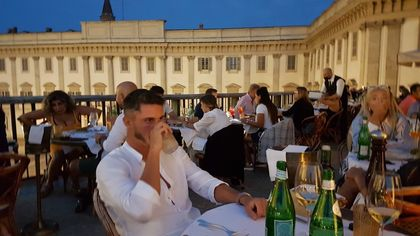 Milano in terrazza: Arengario, severo custode del Duomo