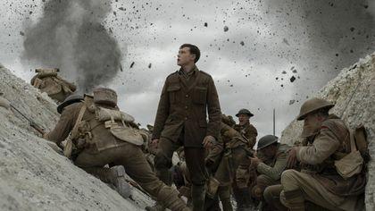 '1917' la Grande Guerra raccontata da Sam Mendes