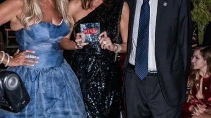 """Venezia: a Isoardi premio """"Diva e Donna"""". Presente anche Salvini alla cerimonia"""