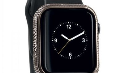 La preziosa cover per Apple Watch
