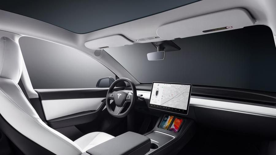 Tesla Model Y, the proof - even more space on board and increasing quality