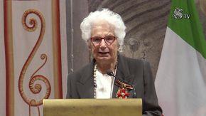 """Shoah, a Liliana Segre onorificenza della Germania: """"Ho milioni di domande a cui non ho trovato risposta"""""""