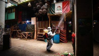 Gli spazzini fantasma di Città del Messico decimati dal virus e dalla povertà