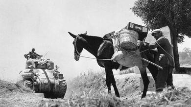 La Sicilia celebra Robert Capa: a Troina il museo dello sbarco