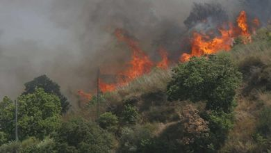 La Sicilia devastata dagli incendi, ecco le mani che hanno acceso i roghi