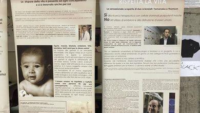 A Verona la propaganda Prolife arriva anche tra i banchi di una scuola pubblica