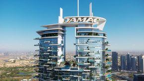 Nuove architetture: Cavalli Tower, una torre a Dubai da mezzo miliardo