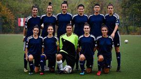 Goleada all'Alessandria: 9-0. È partita fortissimo l'avventura della nuova squadra di calcio femminile di Cuneo
