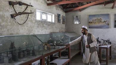 Una guerra infinita: quarant'anni di storia nei musei di Kabul