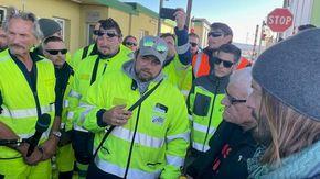 Altra giornata di presidi contro il Green Pass. Terminato a Trieste l'incontro con il ministro Patuanelli