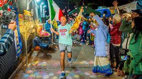 """Andrea Marcato trionfa nell'ultramaratona di 4.987 km: così ha scalato """"L'Everest della corsa"""""""