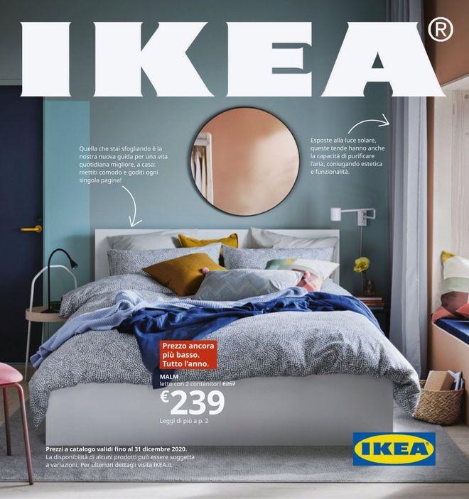 Anteprima del nuovo catalogo Ikea: idee per una casa sana ...