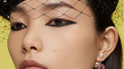 "Trucco occhi: l'eyeliner ""upside down"" di Dior"