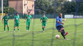 Calcio, il derby di Coppa Italia vinto dal Novara sul campo del Gozzano 2-0