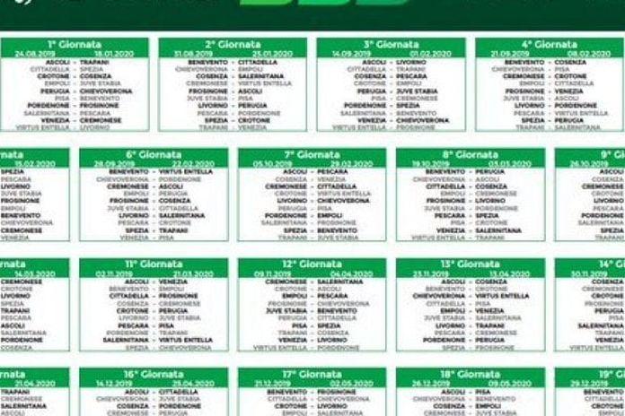 Calendario Benevento Calcio.Serie B Pisa Benevento Apre Il Campionato Repubblica It