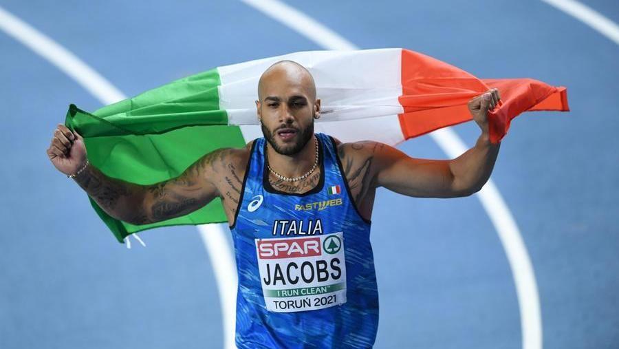 Atletica: ecco chi è Lamont Marcell Jacobs, il recordman azzurro sui 100  metri - La Stampa