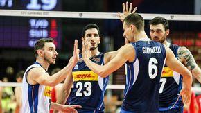 Sport in tv: pallavolo, la finale. Domenica sera con l'Italia
