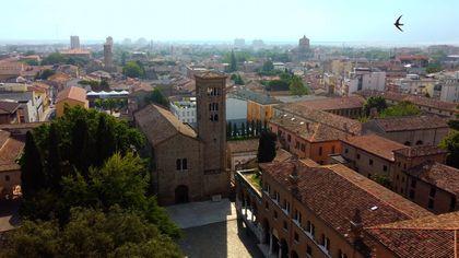 48 ore a... Ravenna: ecco le immagini più belle