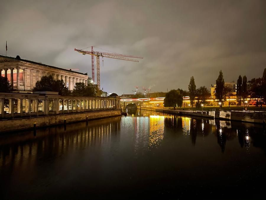 Berlino, Isola dei Musei. Scarica la foto alla risoluzione originale