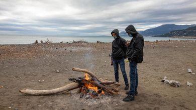 Ventimiglia, dove si spegne la speranza dei migranti