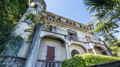 Stresa: in vendita il Castello di Gianfranco Ferré