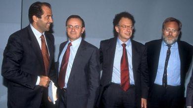 Mani pulite, 1990-1994. La nostra storia in ebook