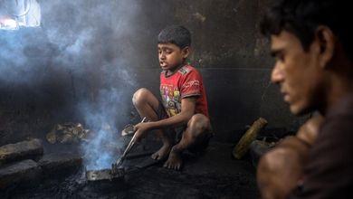 Bangladesh: sotto il peso dei mattoni